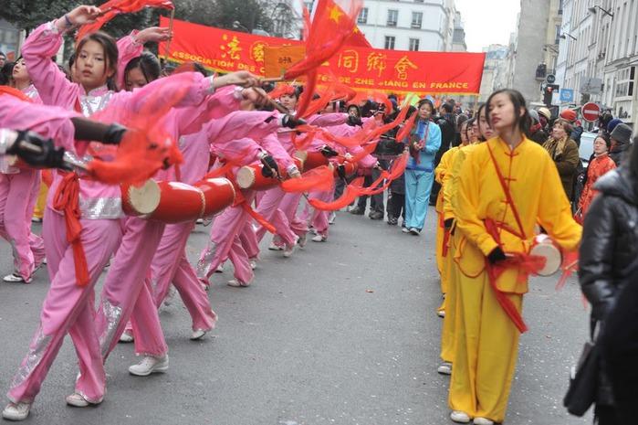 Китайский Новый год в Париже 66104