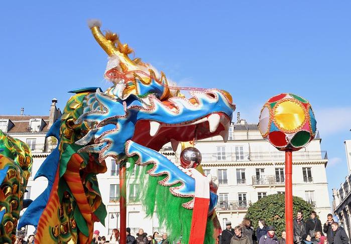 Китайский Новый год в Париже 98392