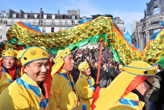 Китайский Новый год в Париже 52914