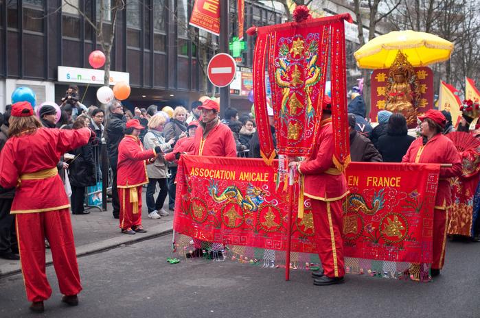 Китайский Новый год в Париже 52792
