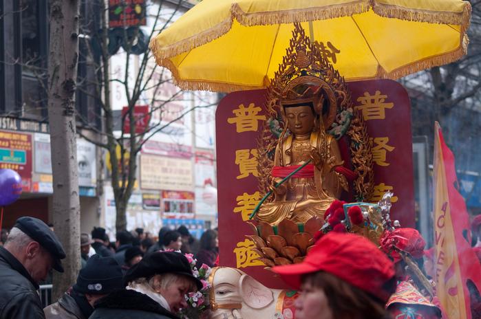 Китайский Новый год в Париже 53464