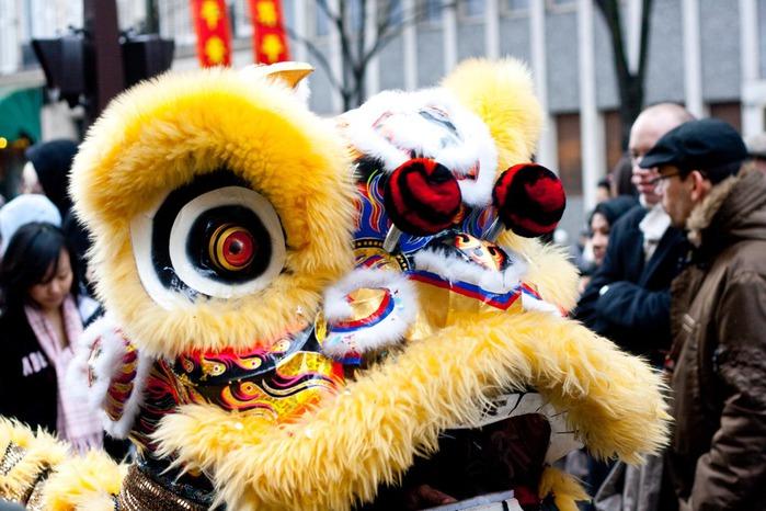 Китайский Новый год в Париже 57680
