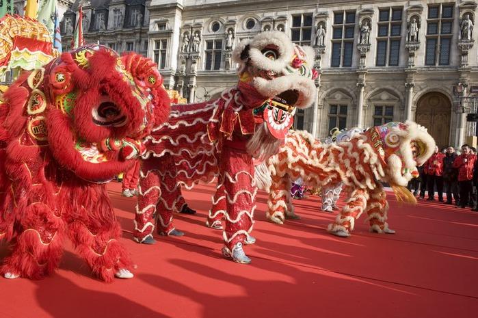 Китайский Новый год в Париже 37338