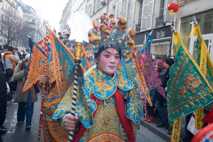 Китайский Новый год в Париже 22357