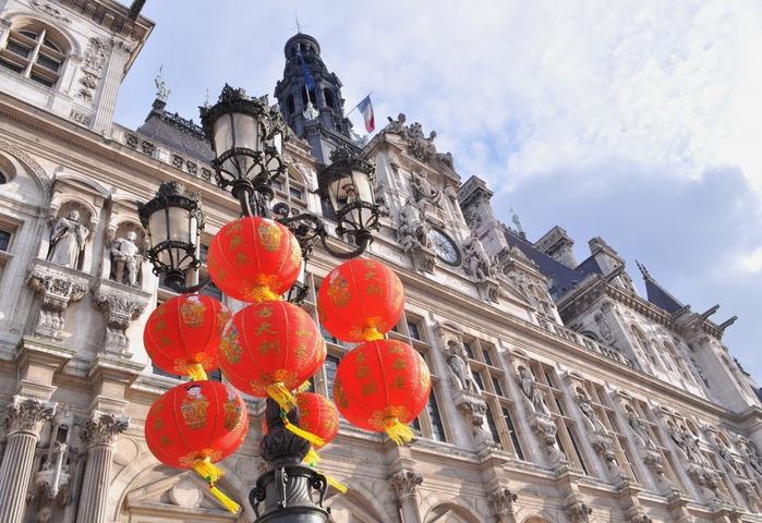 Китайский Новый год в Париже 52604