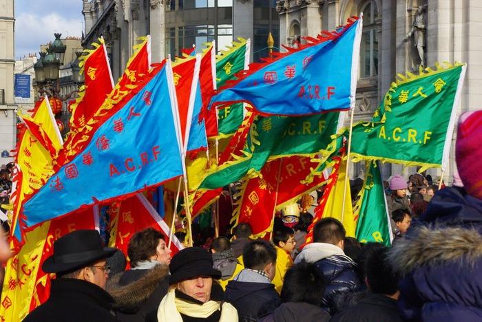 Китайский Новый год в Париже 23813