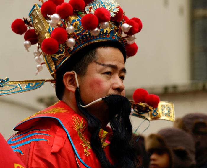 Китайский Новый год в Париже 92140