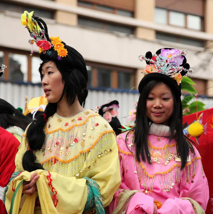 Китайский Новый год в Париже 66245