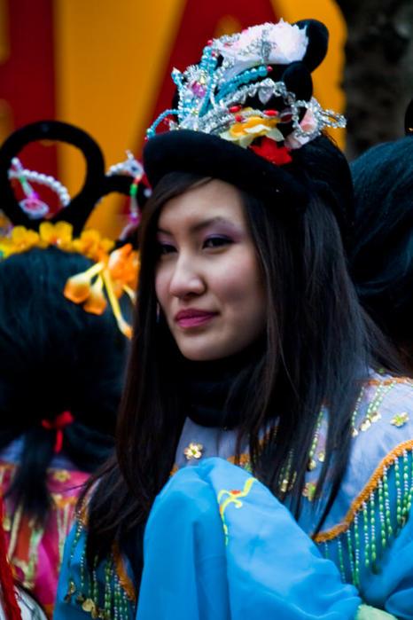 Китайский Новый год в Париже 75695
