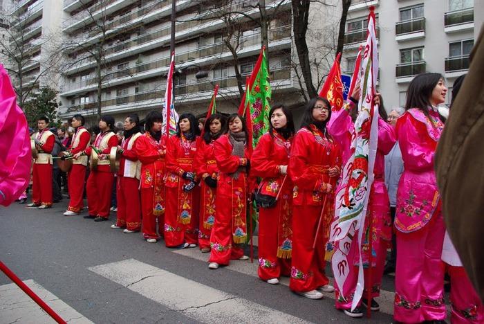 Китайский Новый год в Париже 84638