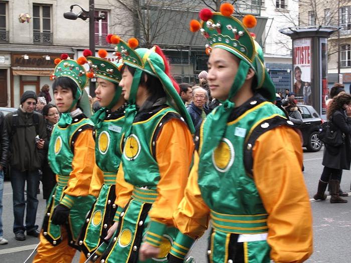 Китайский Новый год в Париже 28284