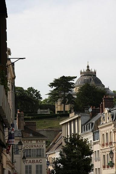 La chapelle royale de Dreux-Королевская капелла в Дрё 29152