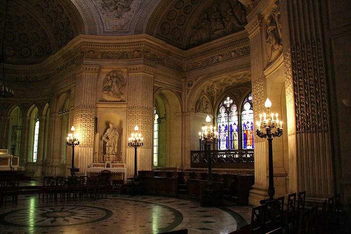 La chapelle royale de Dreux-Королевская капелла в Дрё 83081