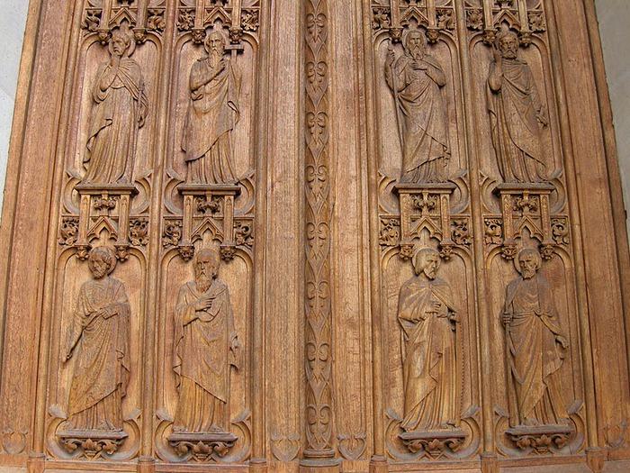 La chapelle royale de Dreux-Королевская капелла в Дрё 69824