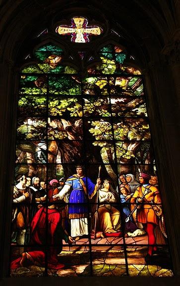 La chapelle royale de Dreux-Королевская капелла в Дрё 59582