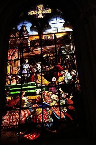 La chapelle royale de Dreux-Королевская капелла в Дрё 16592