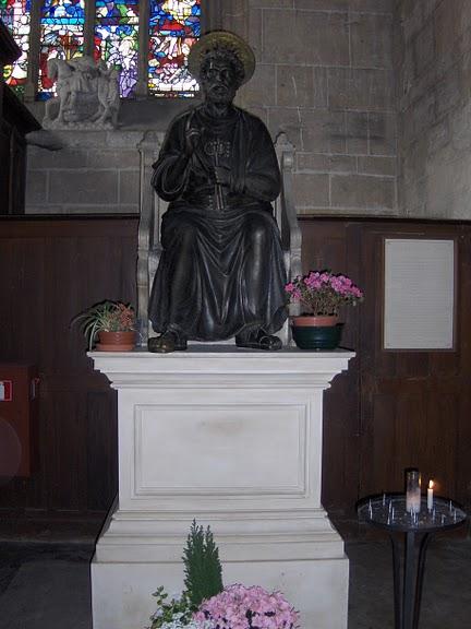 La chapelle royale de Dreux-Королевская капелла в Дрё 12688
