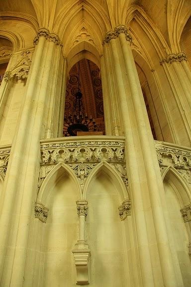 La chapelle royale de Dreux-Королевская капелла в Дрё 30845