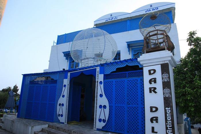 Тунис. Синий город - Sidi Bou Said 30339