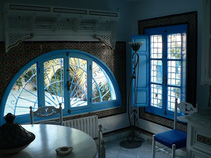 Тунис. Синий город - Sidi Bou Said 52005