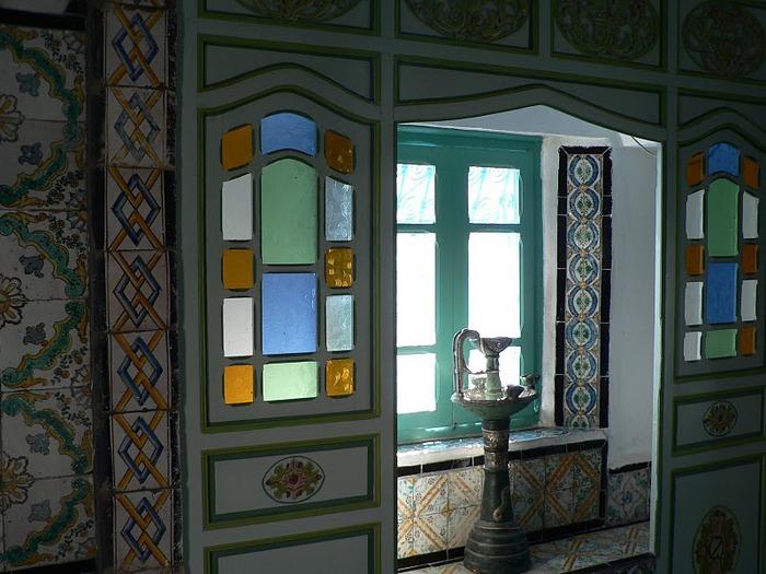 Тунис. Синий город - Sidi Bou Said 38296