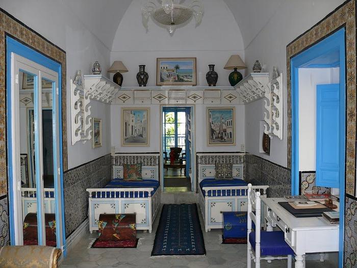 Тунис. Синий город - Sidi Bou Said 55813