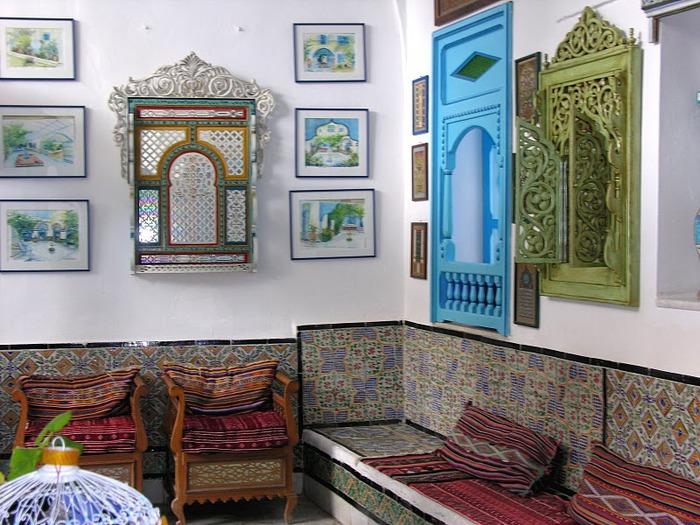 Тунис. Синий город - Sidi Bou Said 26351