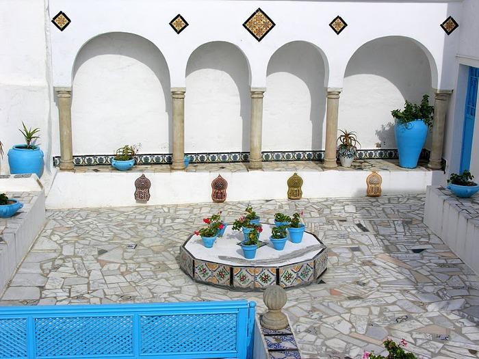 Тунис. Синий город - Sidi Bou Said 55933
