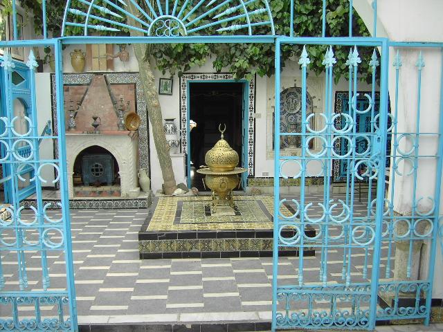 Тунис. Синий город - Sidi Bou Said 76020