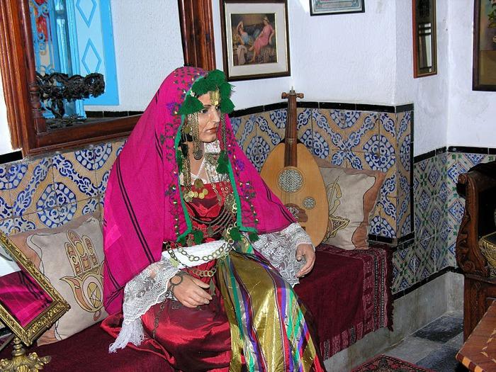 Тунис. Синий город - Sidi Bou Said 93050
