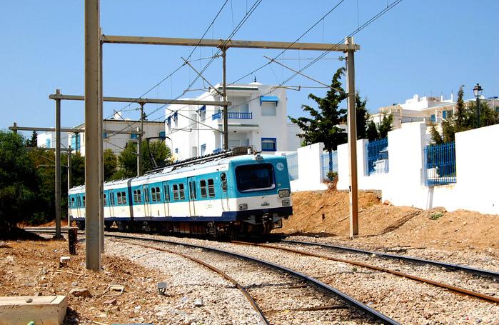 Тунис. Синий город - Sidi Bou Said 37328