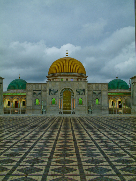 Музей-мавзолей Хабиба Бургибы 26836