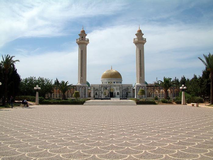 Музей-мавзолей Хабиба Бургибы 79228