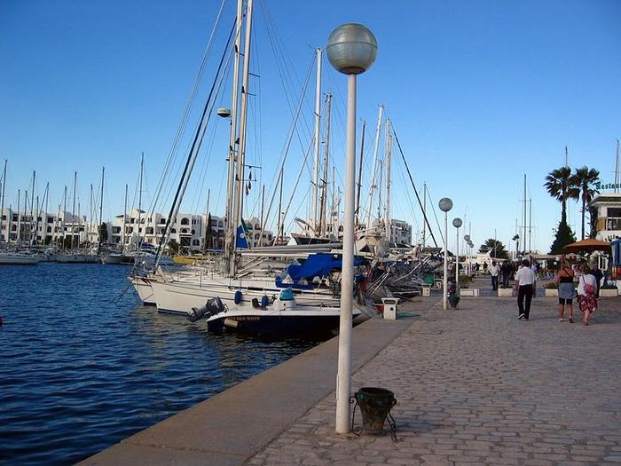 Порт Эль Кантауи 89808