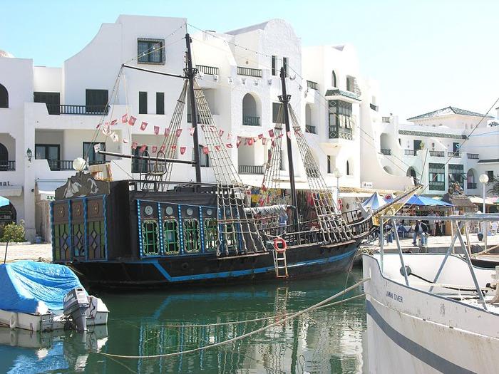 Порт Эль Кантауи 70852