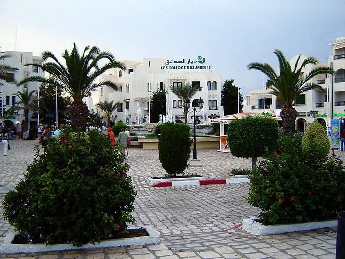 Порт Эль Кантауи 90756