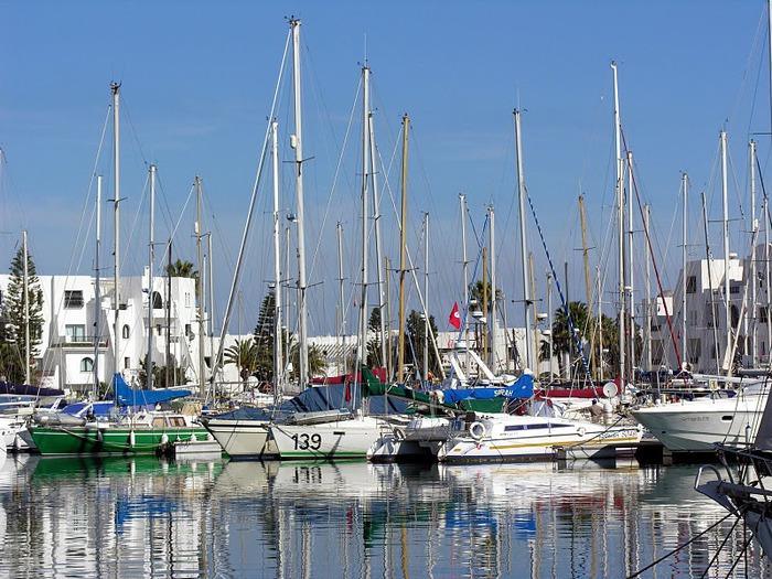 Порт Эль Кантауи 52739