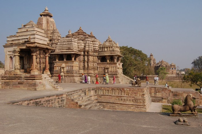 ИНДИЯ: Храмы Кхаджурахо (The Temples of Khajuraho) 33209