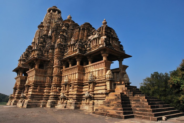 ИНДИЯ: Храмы Кхаджурахо (The Temples of Khajuraho) 74516