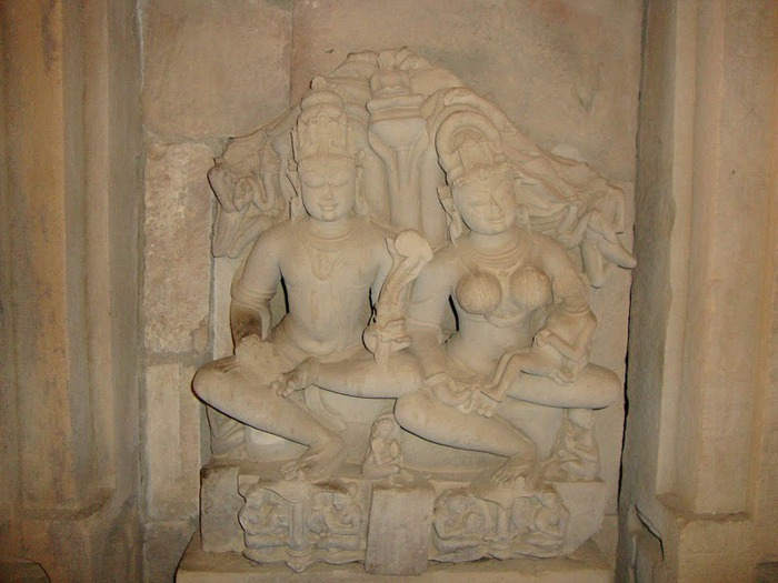 ИНДИЯ: Храмы Кхаджурахо (The Temples of Khajuraho) 72296
