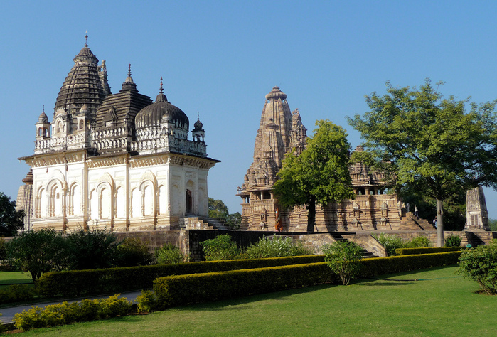 ИНДИЯ: Храмы Кхаджурахо (The Temples of Khajuraho) 89241