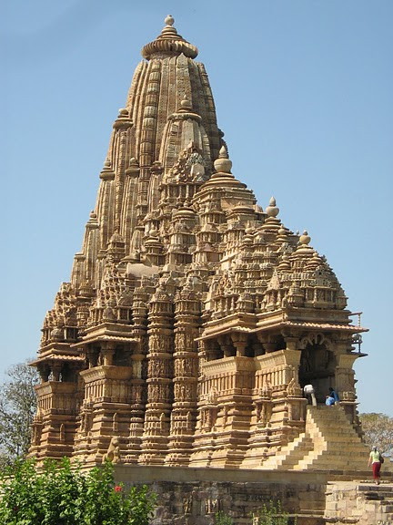 ИНДИЯ: Храмы Кхаджурахо (The Temples of Khajuraho) 24365