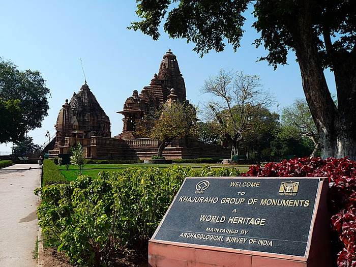 ИНДИЯ: Храмы Кхаджурахо (The Temples of Khajuraho) 95827