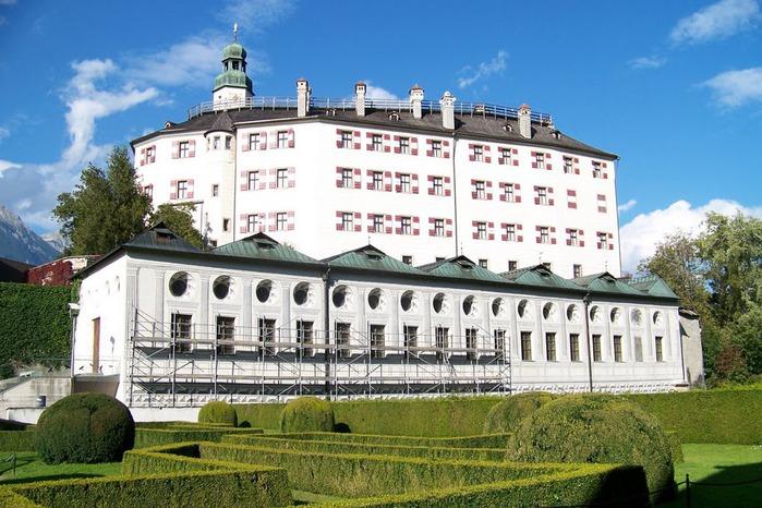 дворец Амбрас (Castle Ambras) 96994