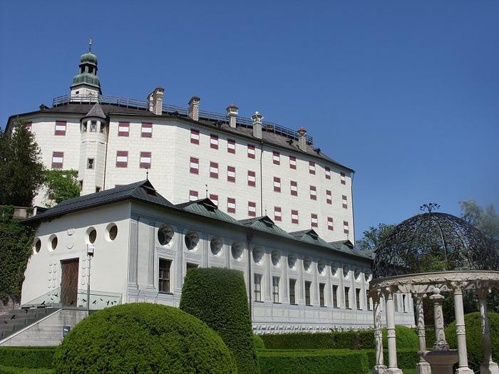 дворец Амбрас (Castle Ambras) 31686
