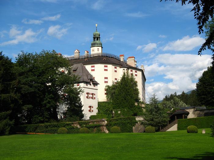 дворец Амбрас (Castle Ambras) 42817