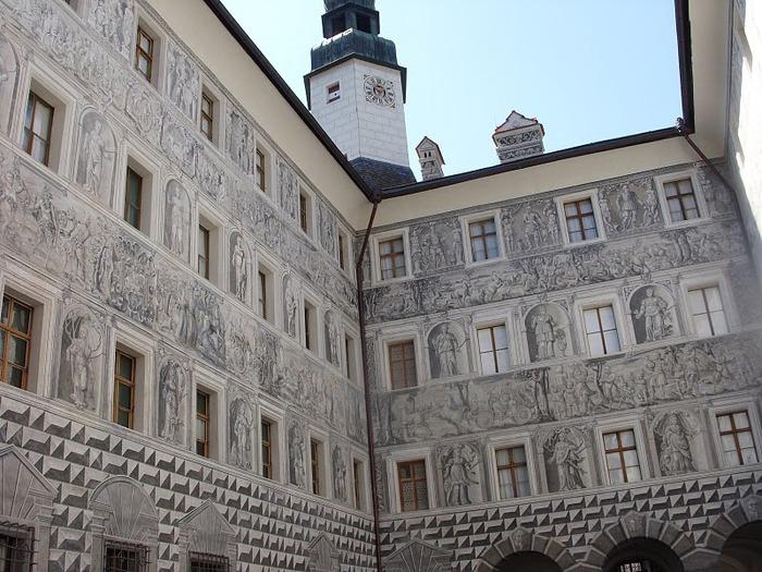дворец Амбрас (Castle Ambras) 95068