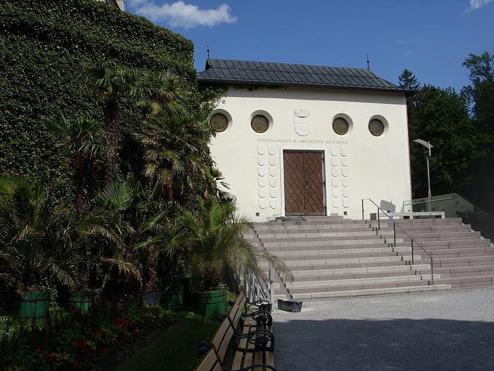 дворец Амбрас (Castle Ambras) 46569