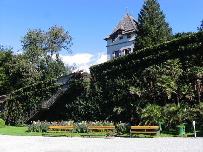 дворец Амбрас (Castle Ambras) 32951