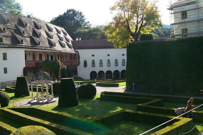 дворец Амбрас (Castle Ambras) 49652